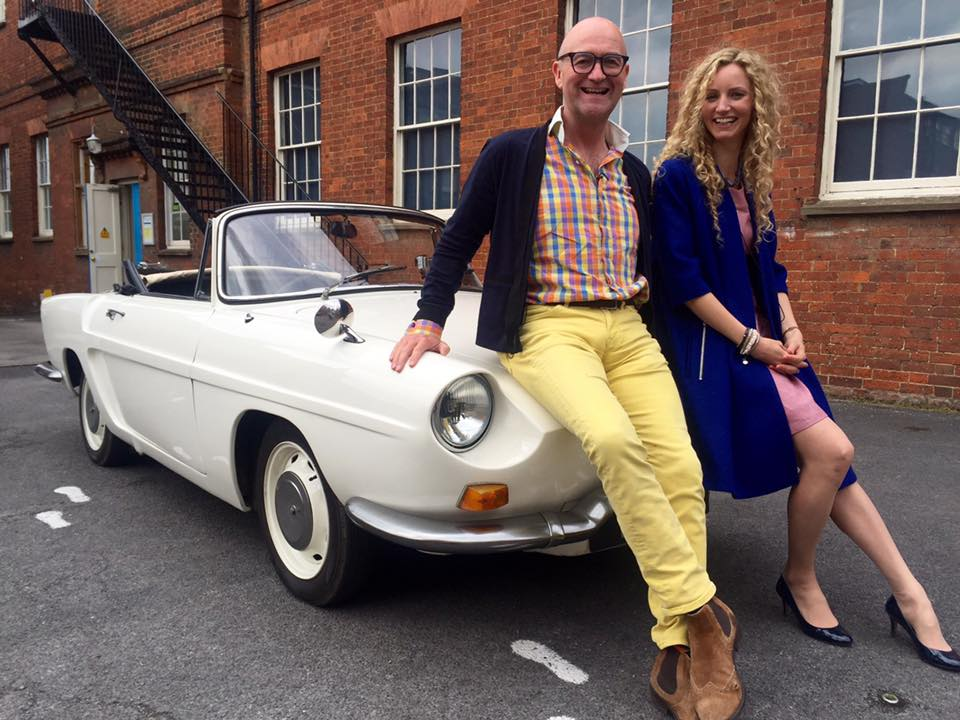 BBC Celebrity Antiques Road Trip returns to the BathVA ...