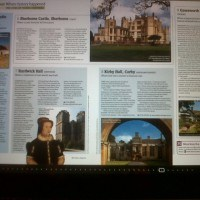 BBC history mag March 2012 Tudor courtiers page 3
