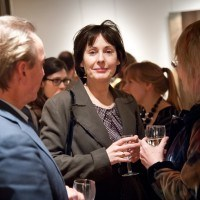 Nicola Shulman between Philip Mould and Susan Brigden