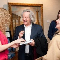 Suzannah Lipscomb, A.C. Grayling and Katie Hickman