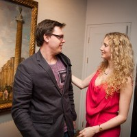 Tom Chatfield and Suzannah Lipscomb