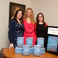 The publishing team - Kasi Collins, Suzannah Lipscomb and Liz Marvin, from Ebury