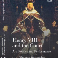 Henry VIII and the Court cover copy