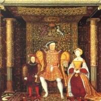 Henry VIII family