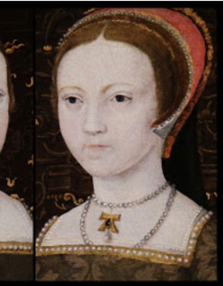 Detail from The Family of Henry VIII