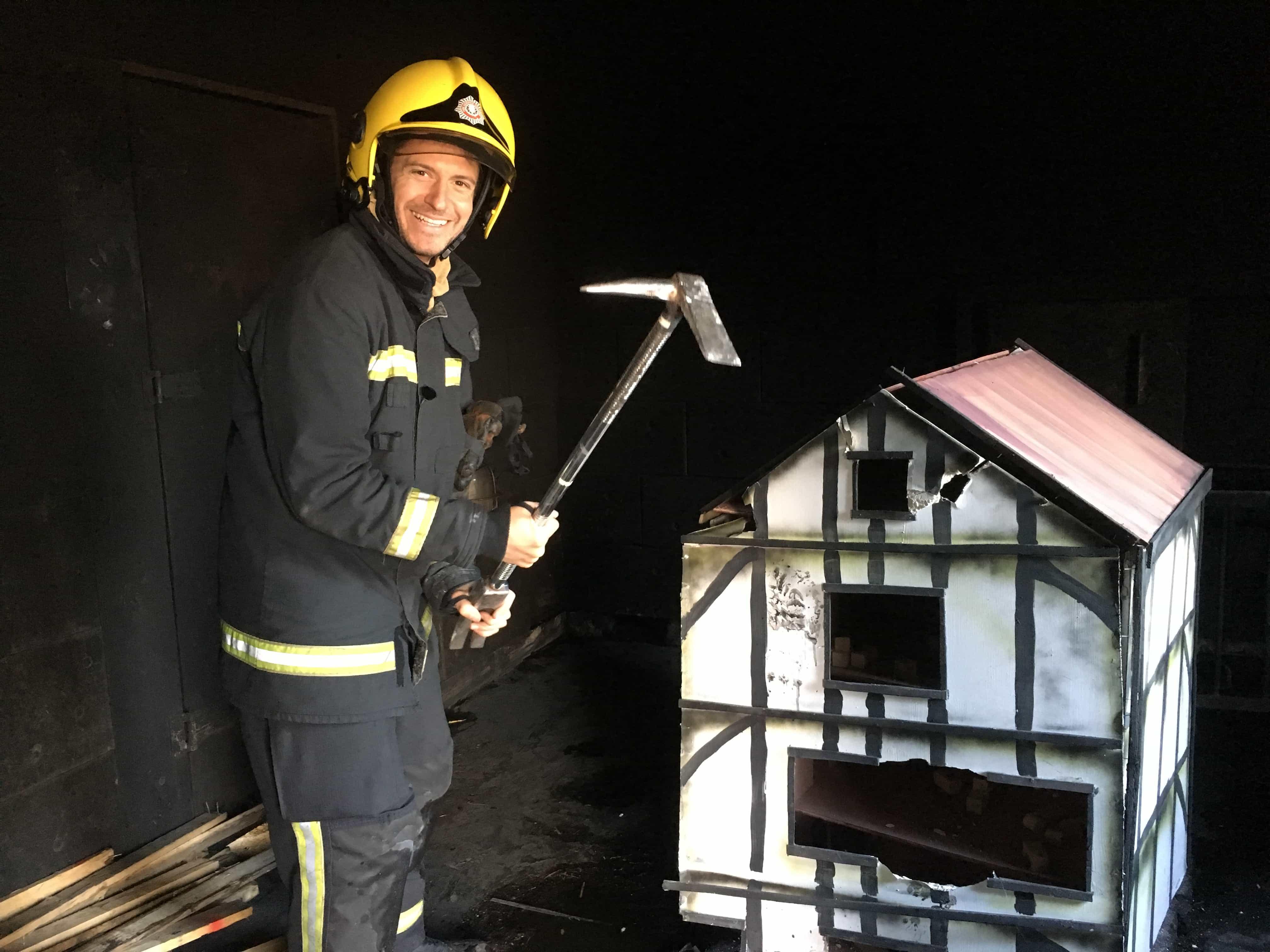 Fireman Rob.