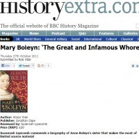 Mary Boleyn The Great and Infamous Whore