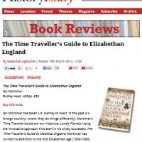 Review of Timetravellers Guide to Elizabethan England