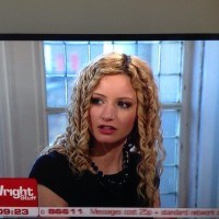 Suzie on The Wright Stuff
