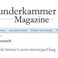 Wunderkammer magazine